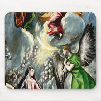 The Annunciation Mouse Mat