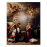 The Annunciation Poster