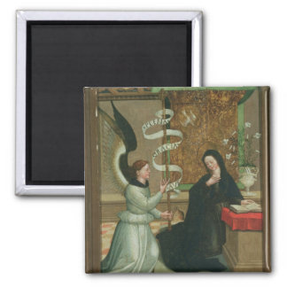 The Annunciation Square Magnet