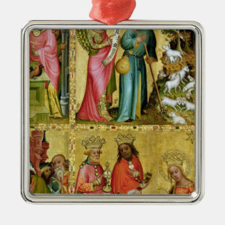 The Annunciation to St. Joachim Christmas Ornament