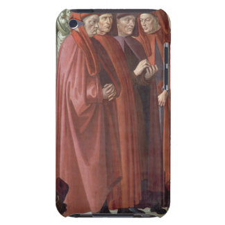 The Annunciation to St. Zacharias (fresco) (detail Barely There iPod Cover