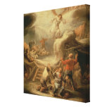The Annunciation to the Shepherds Canvas Print