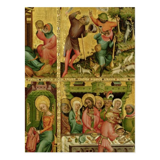 The Annunciation to the Shepherds Postcard