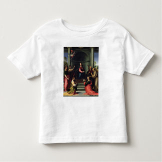The Annunciation with Saints, 1515 Toddler T-Shirt