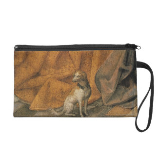 The Annunciation Wristlet Purse