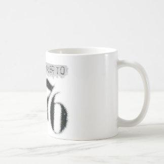 The Answer to 1984 is 1776 Basic White Mug
