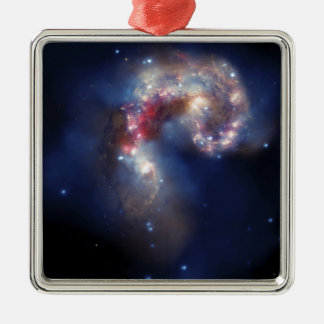 The Antennae Galaxies Christmas Ornament
