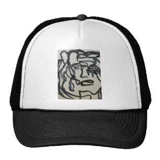 The Anti Hipster Design Mesh Hats