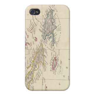The Antilles or WestIndia Islands iPhone 4 Covers