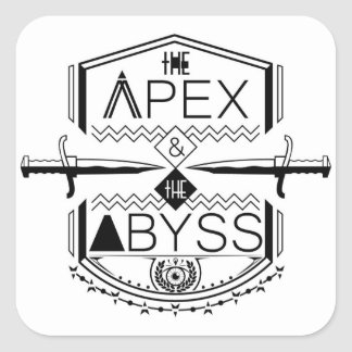 The Apex & The Abyss Stickers