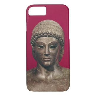 The Apollo of Piombino, head of the statue, found iPhone 7 Case
