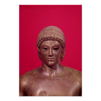 The Apollo of Piombino Poster