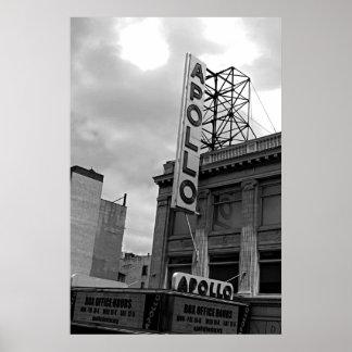 The Apollo Poster