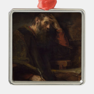 The Apostle Paul, c.1657 (oil on canvas) Christmas Ornament