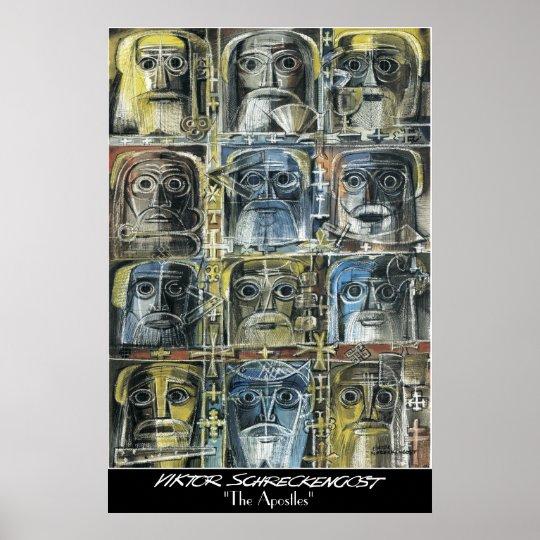 The Apostles Poster