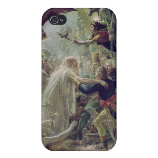 The Apotheosis of the French Heros iPhone 4 Cover