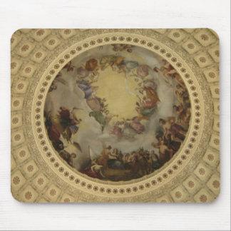 The Apotheosis of Washington - Capitol Rotunda Mouse Pad