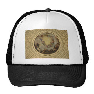 The Apotheosis of Washington  Washington DC Art Cap