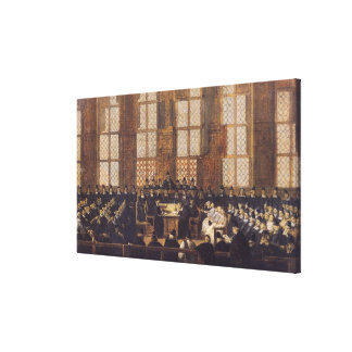 The Appeal of the Dissident Bishops Canvas Print