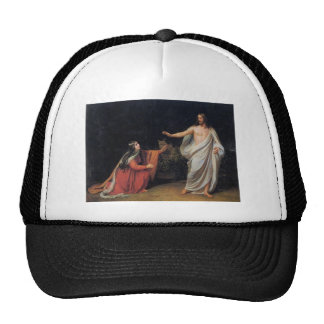 The Appearance of Christ to Mary Magdalene Hats