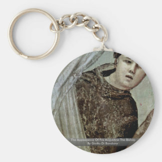 The Appearance Of Fra Augustine The Bishop Keychain