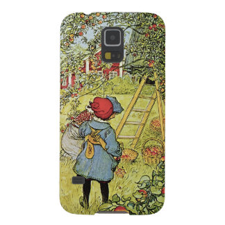 The Apple Harvest Galaxy S5 Cover