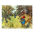 The Apple Harvest Postcard
