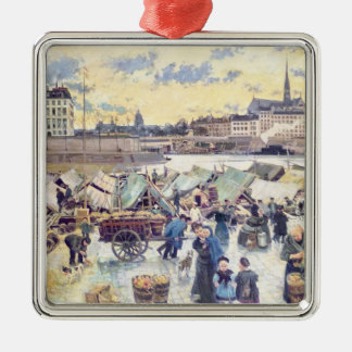 The Apple Market Christmas Ornament