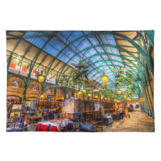 The Apple Market Covent Garden London Placemat