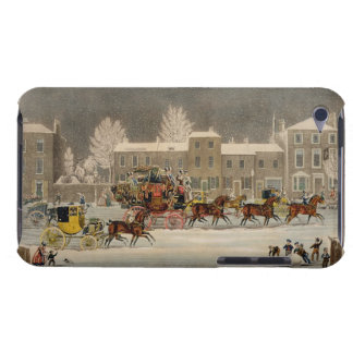The Approach to Christmas, engraved by George Hunt iPod Case-Mate Cases