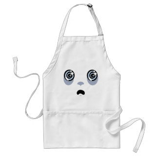 The apron of the ghost cat