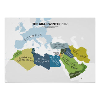 The Arab Winter Poster