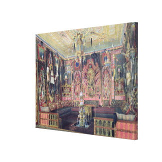 The Arabian Hall in the Catherine Palace 0 Canvas Print
