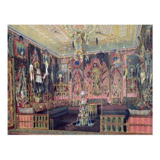 The Arabian Hall in the Catherine Palace 0