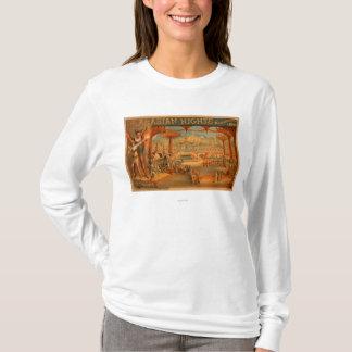 The Arabian Nights - Aladdin's Wonderful Lamp T-Shirt