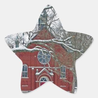 The Arcadia Academy Star Sticker