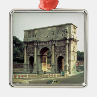The Arch of Constantine from the North West Christmas Ornament