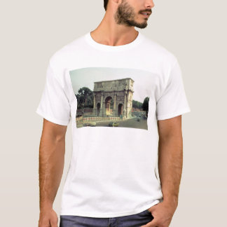 The Arch of Constantine from the North West T-Shirt