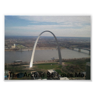 The Arch Poster