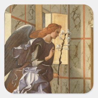 The Archangel Gabriel, from The Annunciation dipty Sticker