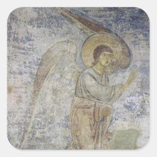 The Archangel Gabriel Square Sticker
