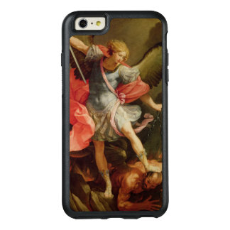 The Archangel Michael defeating Satan OtterBox iPhone 6/6s Plus Case