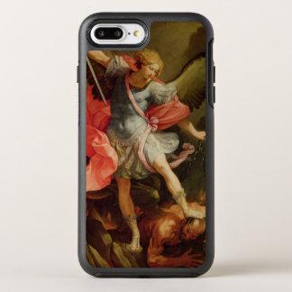 The Archangel Michael defeating Satan OtterBox Symmetry iPhone 7 Plus Case