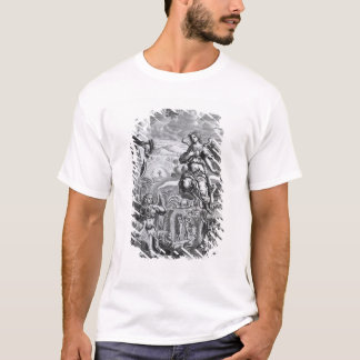 The archangel Uriel informs Gabriel T-Shirt