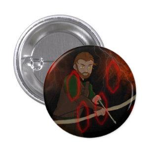 The Archer 3 Cm Round Badge