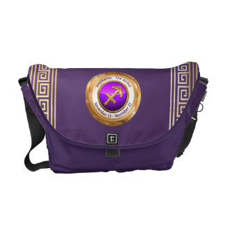 The Archer - Sagittarius Zodiac Sign Commuter Bags