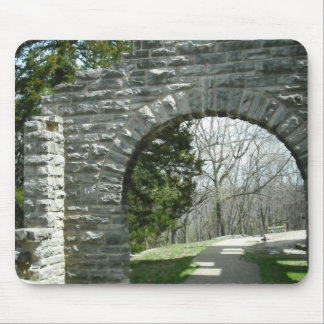 The Archway Ruins Mouse Pad