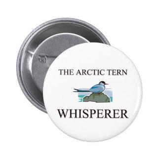 The Arctic Tern Whisperer 6 Cm Round Badge
