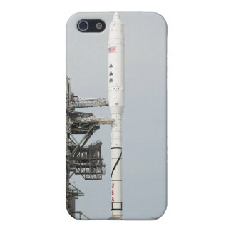 The Ares I-X rocket is seen on the launch pad 2 Cover For iPhone 5/5S