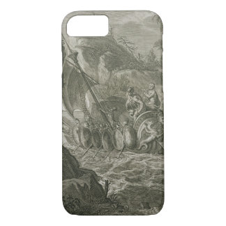 The Argonauts Pass the Symplegades (engraving) iPhone 8/7 Case